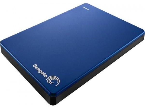 Внешний жесткий диск SEAGATE Backup Plus Slim STDR1000202 1Tb Blue