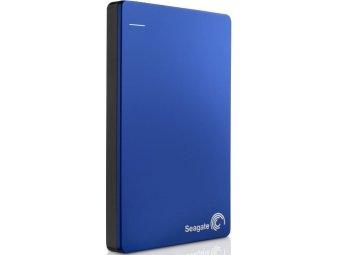 Внешний жесткий диск SEAGATE Backup Plus Slim STDR2000202 2Tb Blue