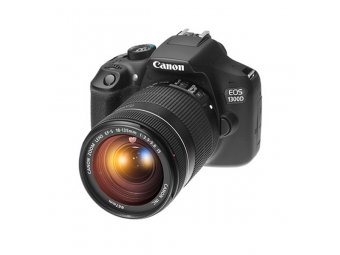 Фотоаппарат зеркальный Canon EOS 1300D EF-S 18-135mm f/3.5-5.6 IS