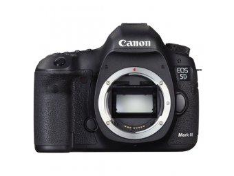 Фотоаппарат зеркальный Canon EOS 5D Mark III Body Black
