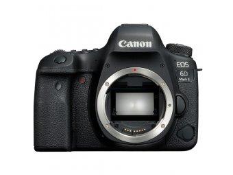 Фотоаппарат зеркальный премиум Canon EOS 6D Mark II